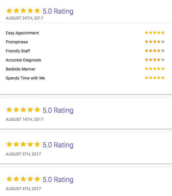 augyst 2017 - Dr. Zaydon Reviews