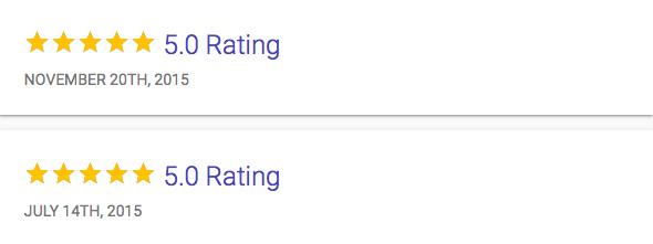 nov 2015 - Dr. Zaydon Reviews