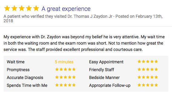 Screen Shot 2018 02 15 at 15.46.38 - Dr. Zaydon Reviews