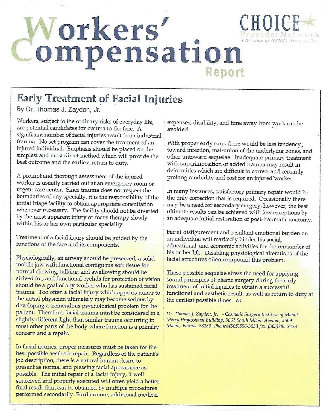 Screen Shot 2019 01 03 at 17.58.54 - Early Treatment of Facial Injuries by Dr. Thomas Zaydon